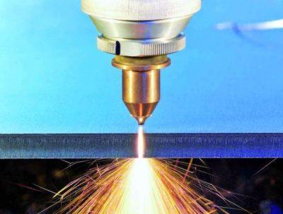 Промышленный лазер
